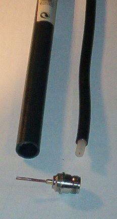 Construyendo Una Antena Omnidireccional Con Cable Coaxial
