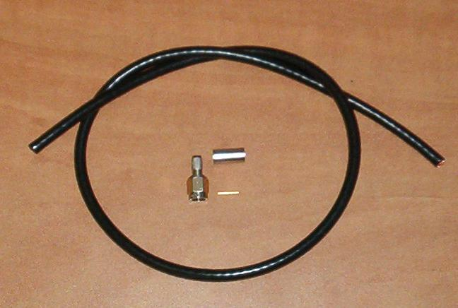 Construyendo una antena omnidireccional con cable coaxial - Cable para exterior ...